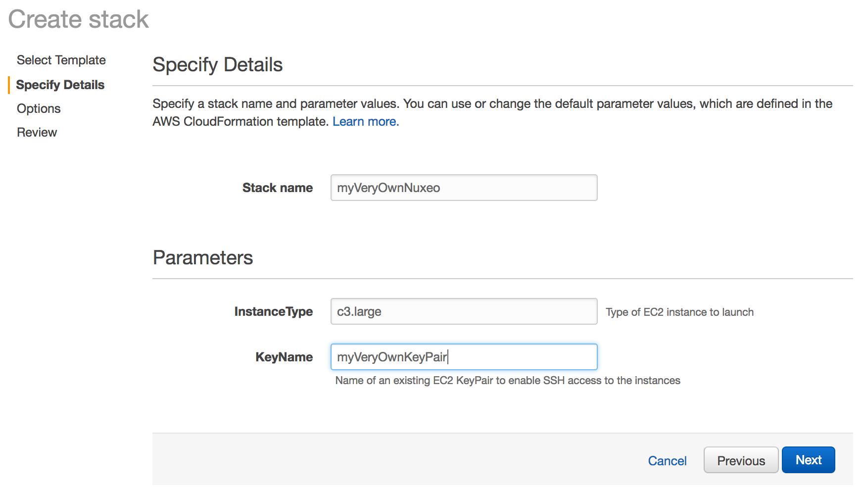 Deploying Nuxeo on Amazon AWS   Nuxeo Documentation