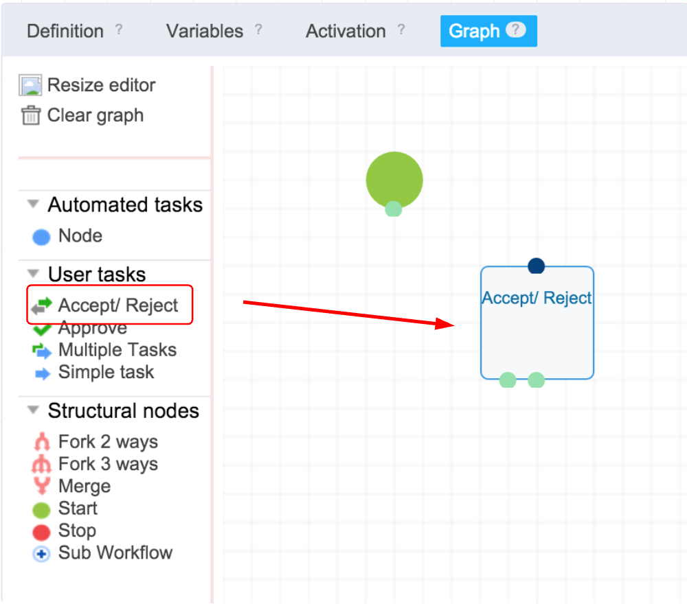 Simple workflow example nuxeo documentation it will already have some of the needed transitions and buttons pre configured validate and reject you actually need another transition need juridical ccuart Images