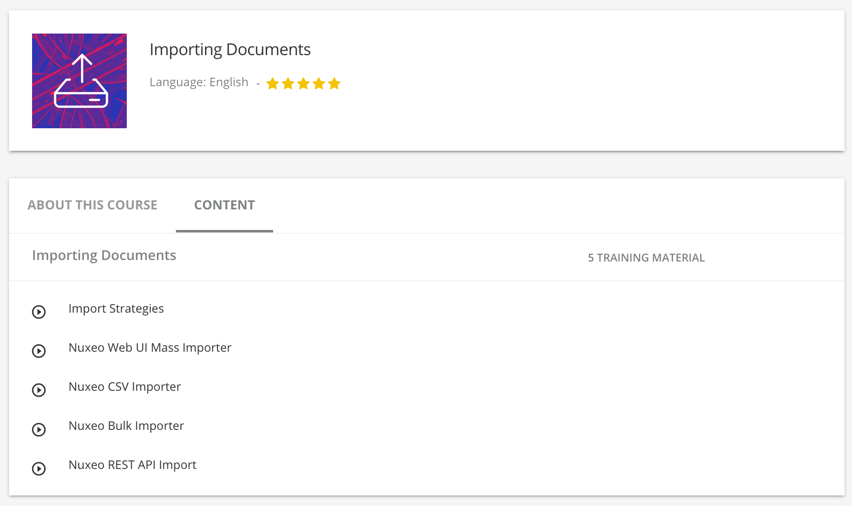 Scan Documents Importer | Nuxeo Documentation