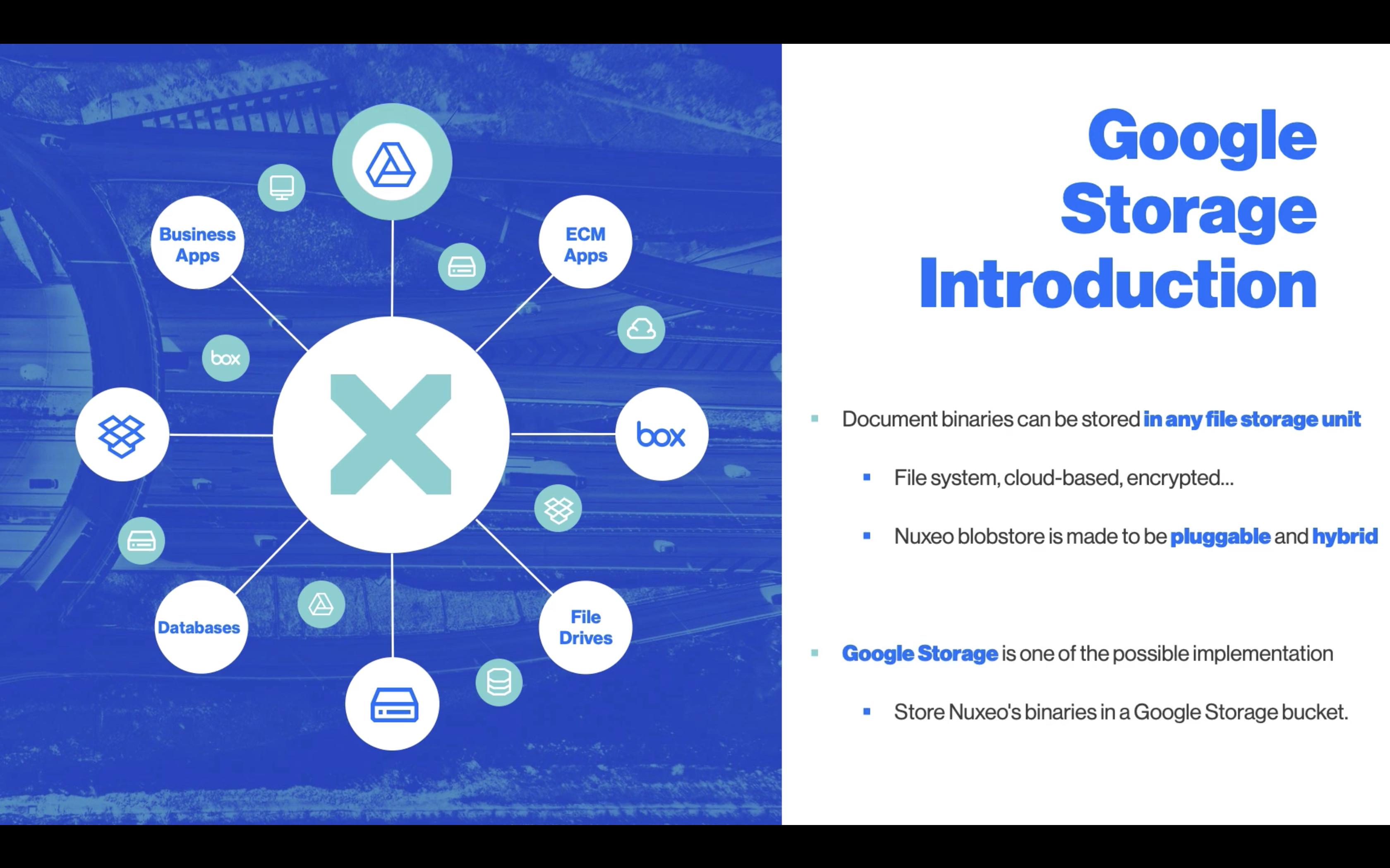 Google Storage | Nuxeo Documentation